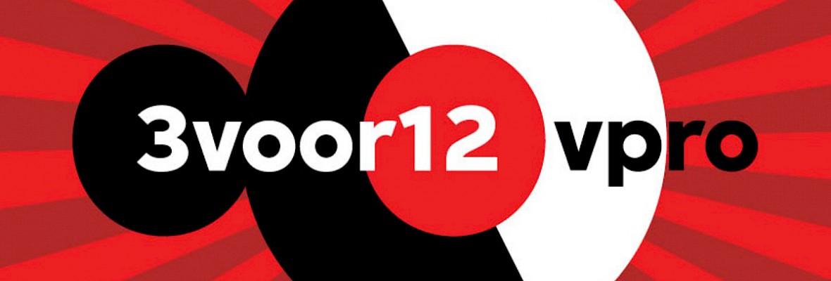 Muziekplatform VPRO 3voor12 vernieuwd