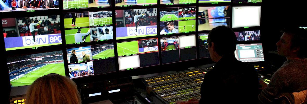 Grass Valley 4K UHD actief voor Euromedia