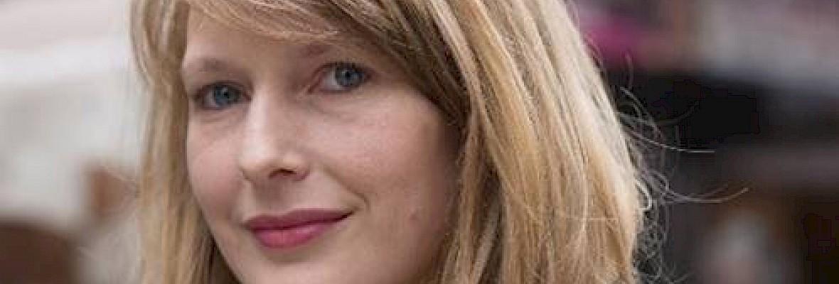 Aletta André NOS-correspondent in India