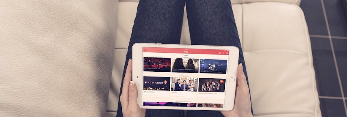 RTL introduceert bumper ad bij RTL XL