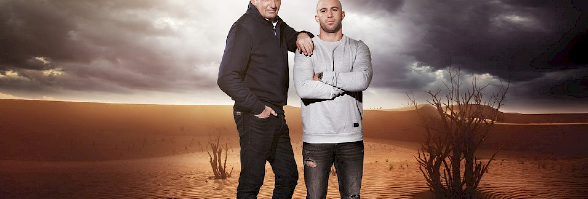 JayJay Boske en Allard Kalff verslaan Dakar Rally