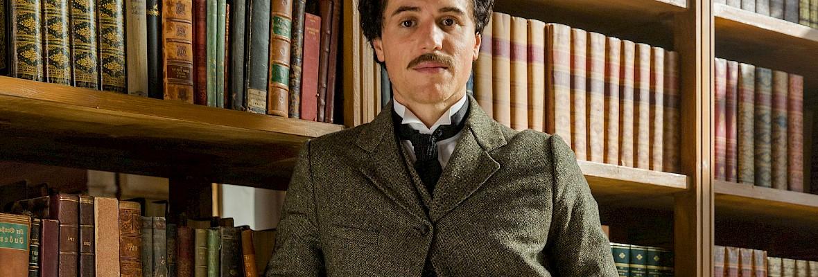 National Geographic komt met eigen dramaserie over Einstein