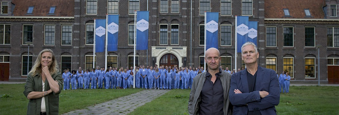 Het Instituut is 'beste nieuwe format van Europa'