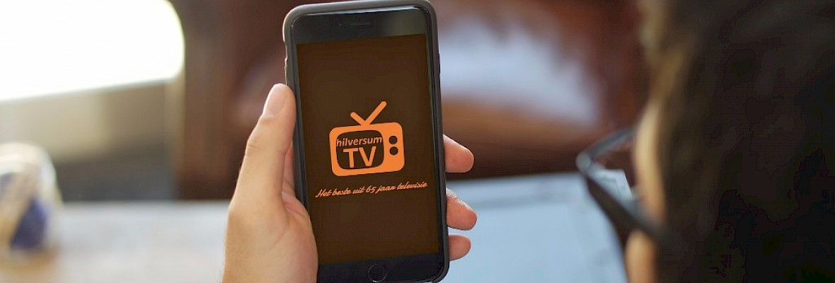 Videoplatform HilversumTV komt met app