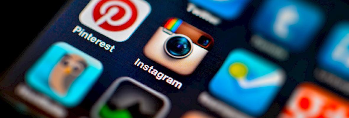 Instagram gaat concurrentie aan met Pinterest