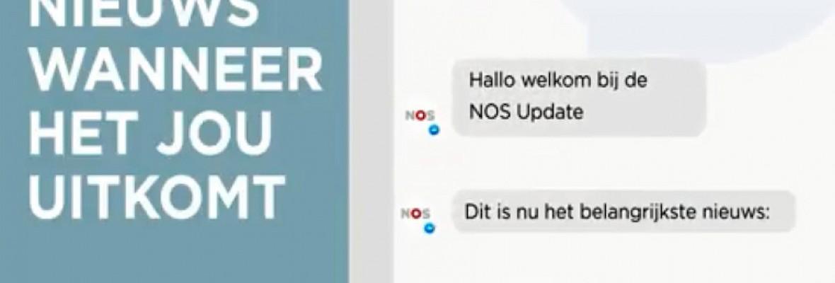NOS Chatbot vernieuwd