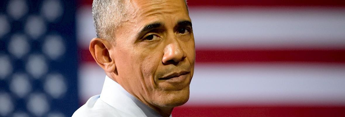 Obama eerste gast Netflix-show David Letterman