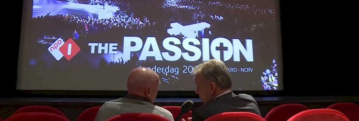 The Passion ook live in theater