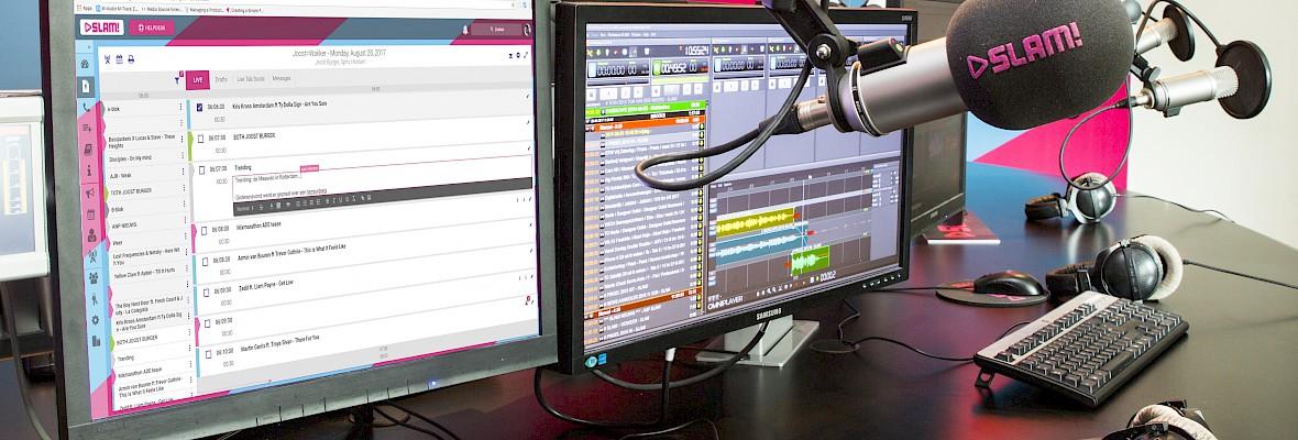 SLAM! en 100%NL nemen nieuwe redactietool in gebruik