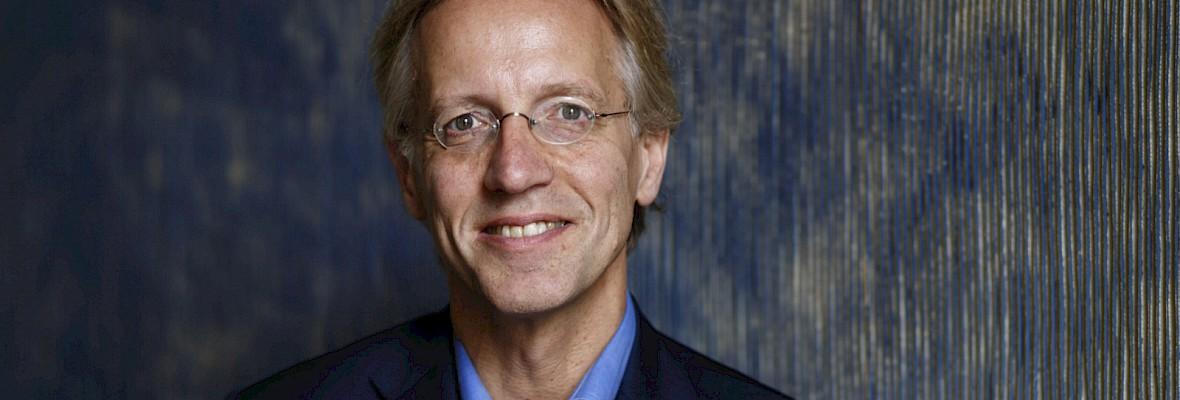 Robert Dijkgraaf duikt voor DWDD in de toekomst