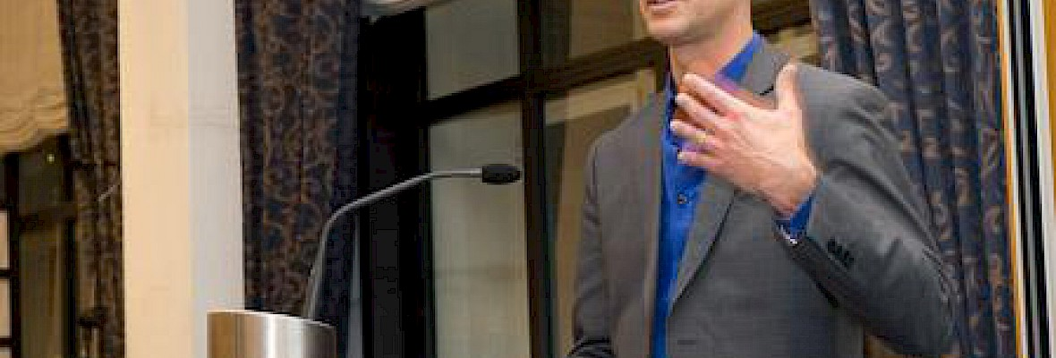 Robert Chesal redacteur buitenland bij NOS
