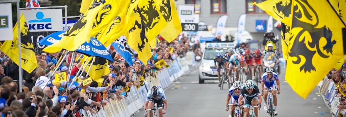 Ronde van Vlaanderen vier jaar bij NOS