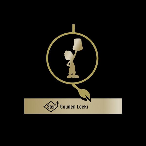 Jumbo Wint Ster Gouden Loeki Bm