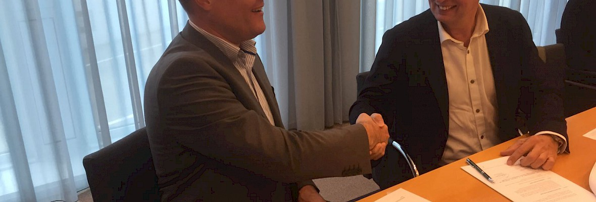 Deal tussen OTP en Tentoo