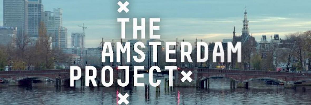 TV-Beeld voor The Amsterdam Project