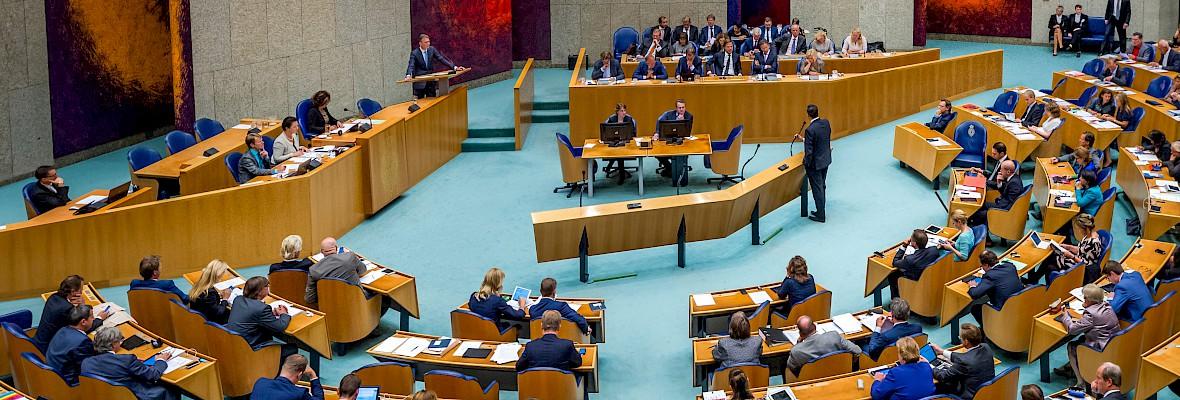 Nieuw kabinet pleit voor stevige publieke omroep