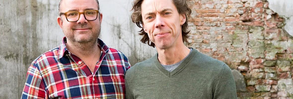Bartstra en Van Thiel samen in Binky