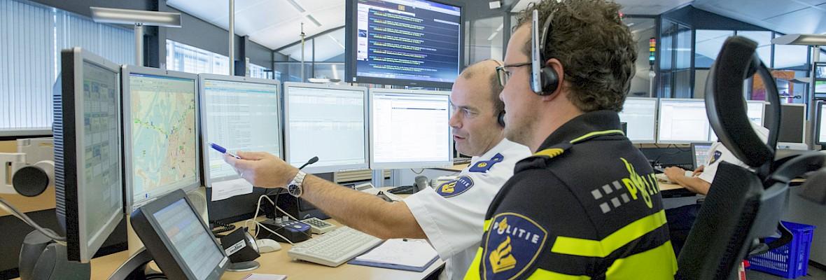 OM laat politieprogramma's op tv aanpassen vanwege privacy