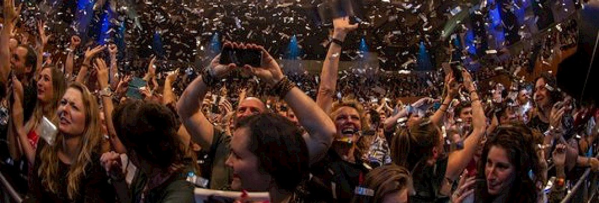 Tiende Noorderslag live bij de NOS