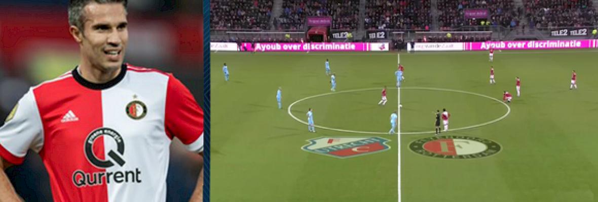 Best bekeken KNVB bekerwedstrijd ooit op FOX Sports