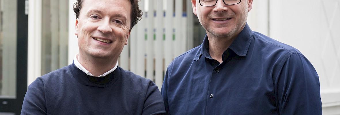 MGM richt productiebedrijf op met Peter Lubbers en Roy Aalderink