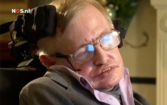 Speciale uitzending Focus over Stephen Hawking