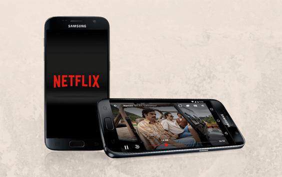 Netflix werkt aan Nederlandse serie