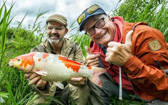 Ed Stoop neemt afscheid van Vis TV