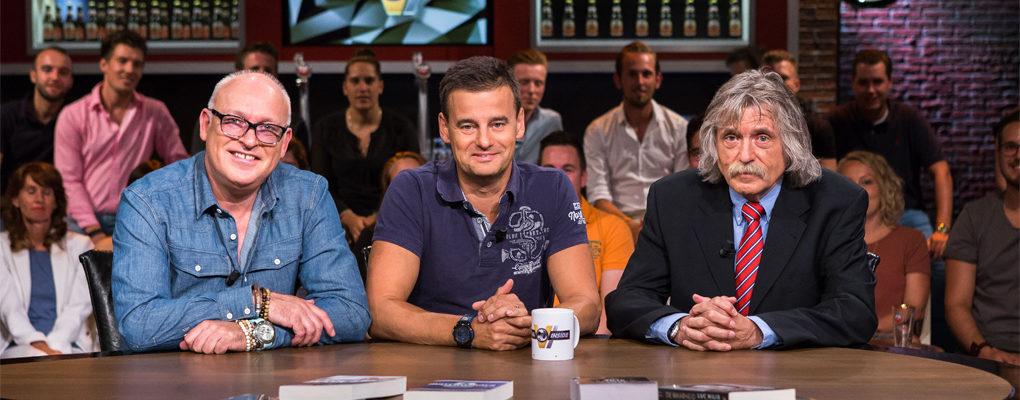 Voetbal Inside-trio stapt over van RTL naar Veronica
