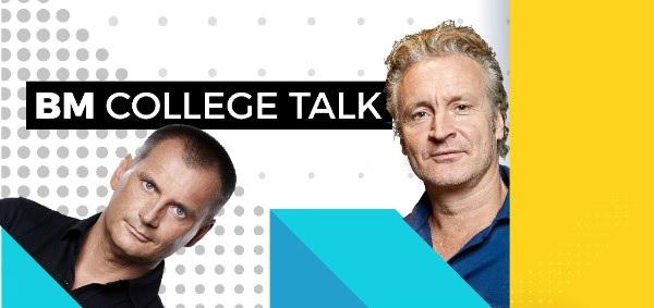 BM College Talk met Galjaard en Van Kooten