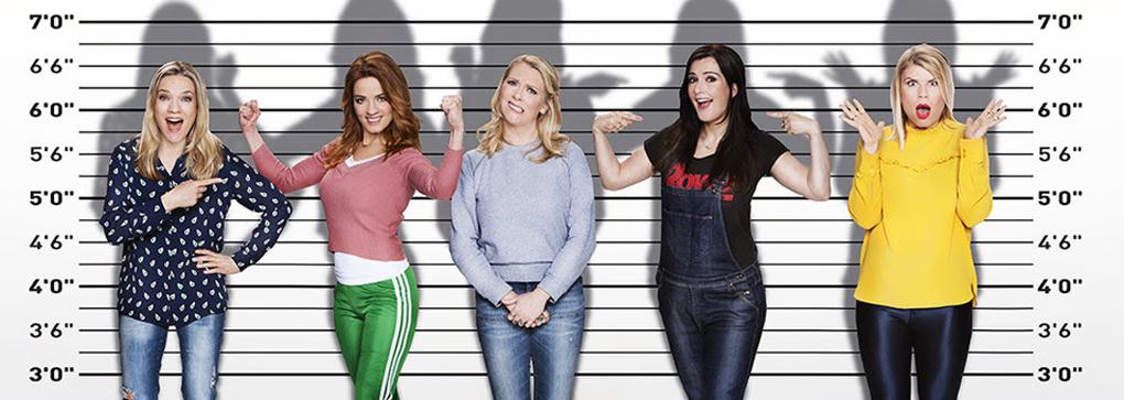 BlazHoffski maakt Foute Vriendinnen voor RTL 5