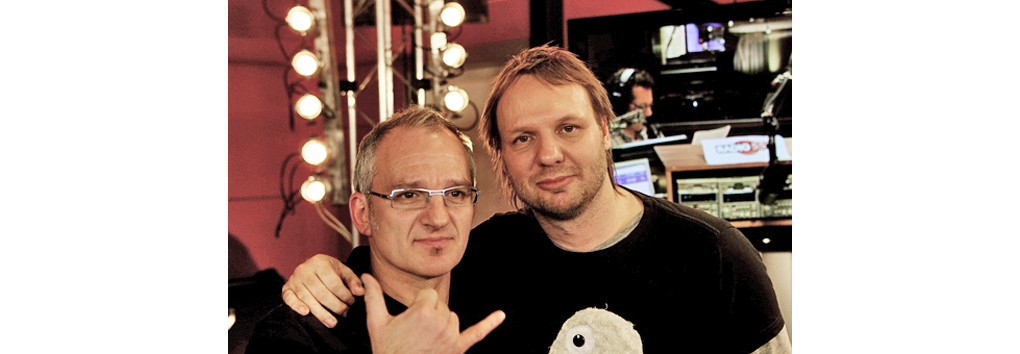 Radioshow Stenders & Van Inkel eenmalig terug op NPO Radio 5