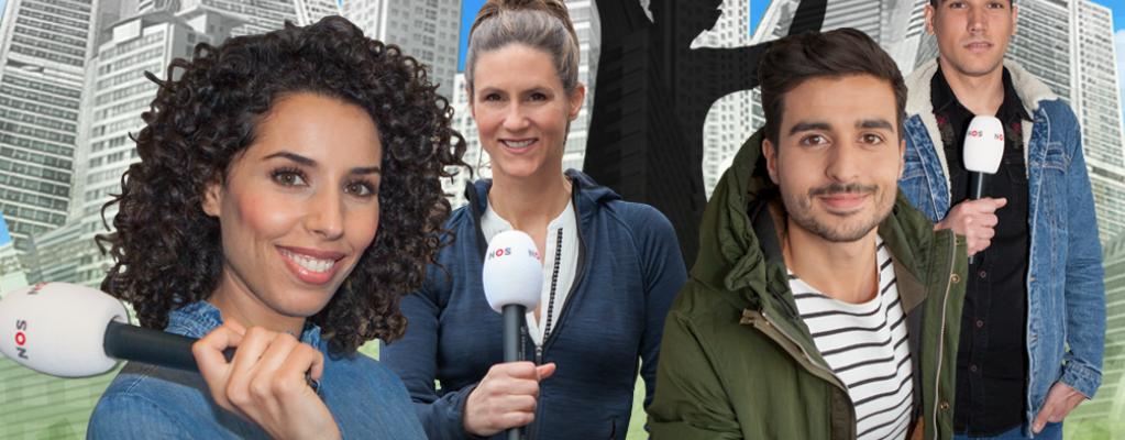 Tien finalisten voor NOS Jeugdjournaal Verslaggeverswedstrijd