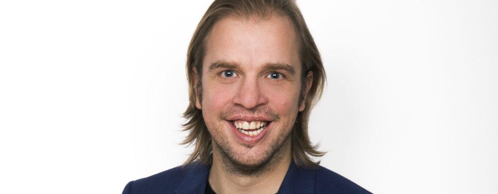 Jan Jaap van der Wal presenteert De ideale wereld