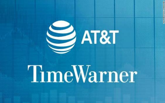 AT&T mag Time Warner overnemen