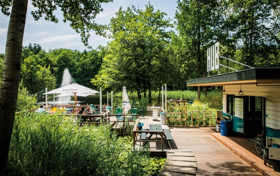 Nieuw op Media Park: IN Holland Beach Party