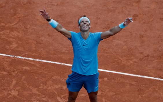 Eurosport: mei best bekeken maand ooit