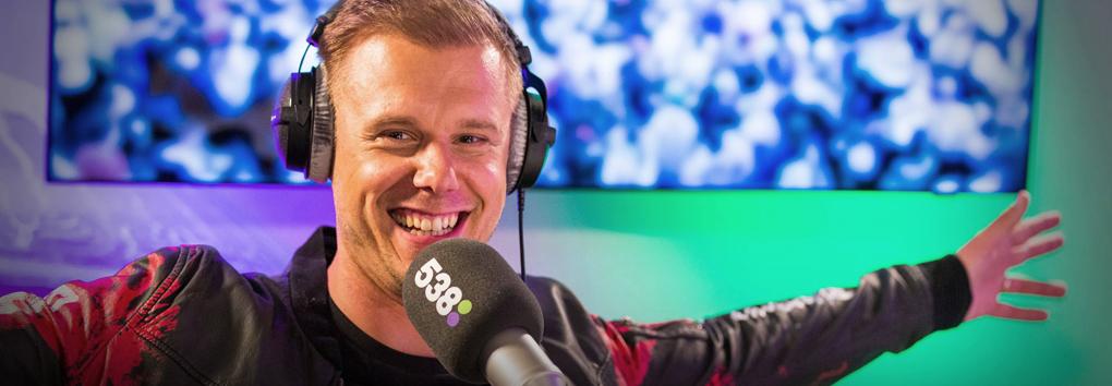 """Armin van Buuren: """"Aan dj-bestaan zit schaduwkant"""""""