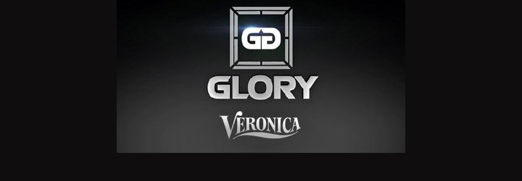 Veronica verwerft rechten Glory Kickboxing