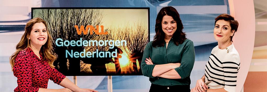 WNL zoekt talent voor Goedemorgen Nederland