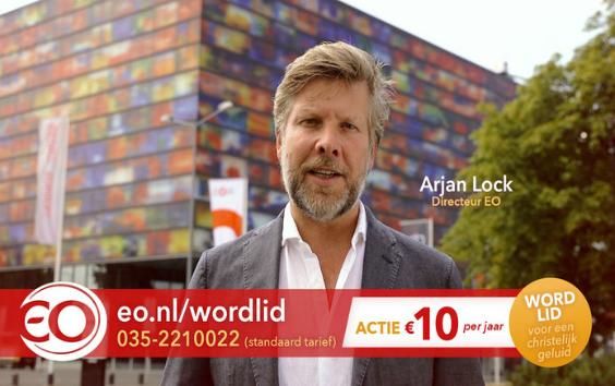 EO start campagne voor behoud geloofsprogramma's