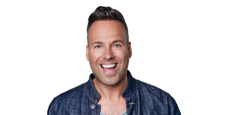 Barry Paf nieuwe dj van ochtendshow 100% NL
