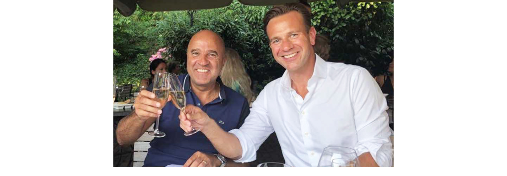 John van den Heuvel blijft komende drie jaar bij RTL