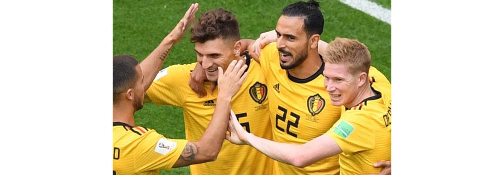 Gratis tv voor Belgen na 16 goals van België