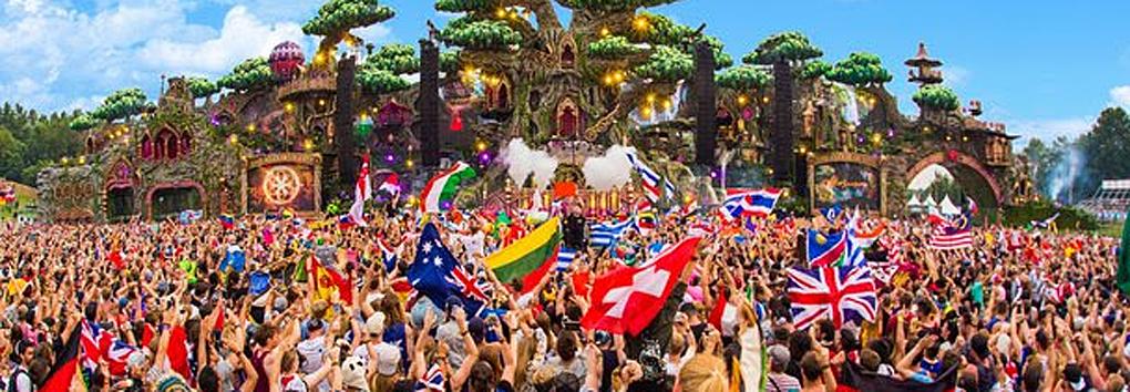 538 brengt Tomorrowland naar Nederland