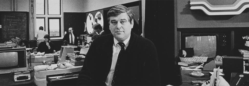 Journalist Wibo van de Linde overleden