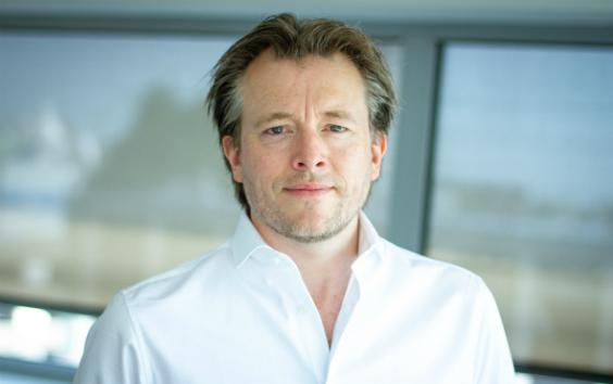 Thijs van Soest woordvoerder NPO
