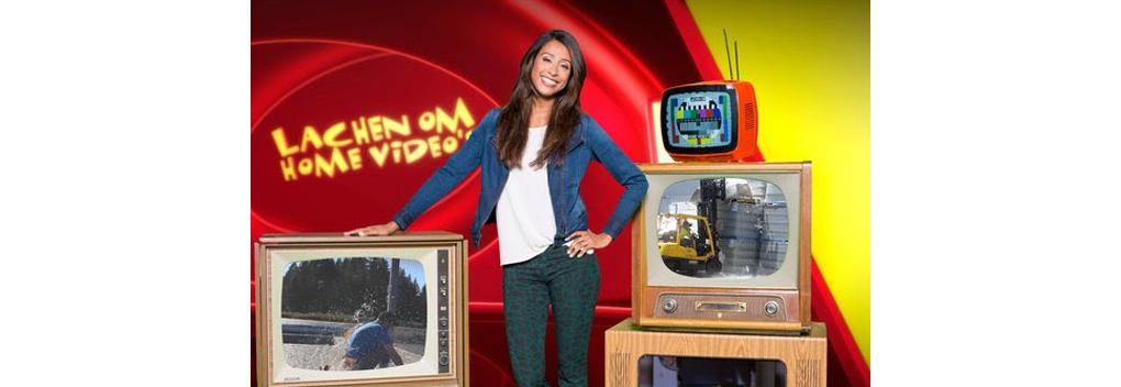 Airen Mylene presenteert Lachen om Home Video's