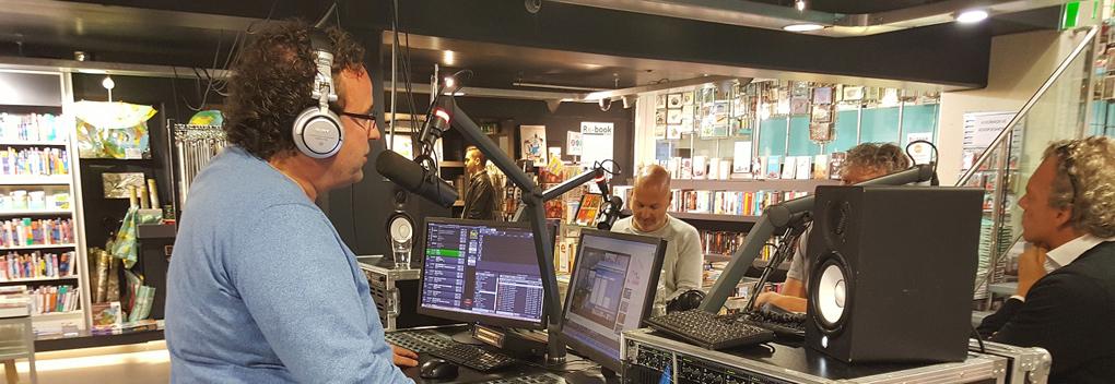 New Business Radio brengt speciale programmering tijdens Dutch Media Week