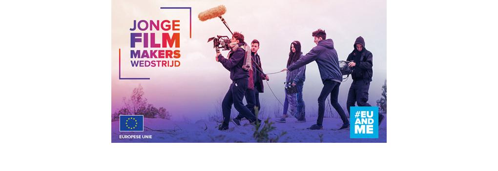 EU komt met nieuwe wedstrijd voor jonge filmmakers